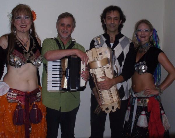 Paul's Gypsy Band
